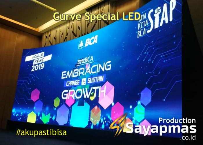 Jual Sewa LED Video Screen Bandung Termurah